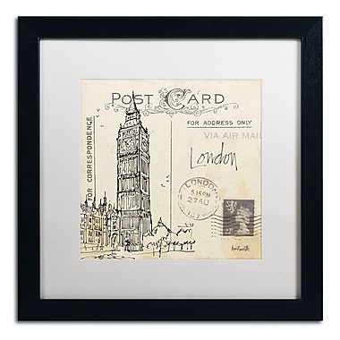 Trademark Fine Art WAP0091-B1616MF