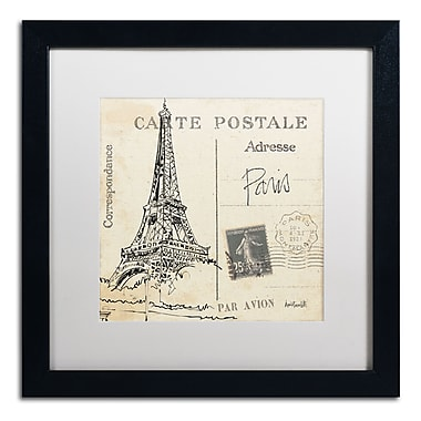 Trademark Fine Art WAP0092-B1616MF