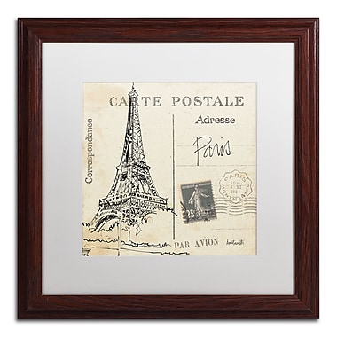 Trademark Fine Art WAP0092-W1616MF