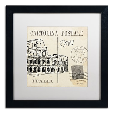 Trademark Fine Art WAP0093-B1616MF