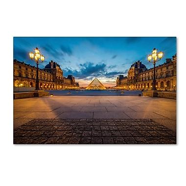 Trademark Fine Art RV0017-C2232GG