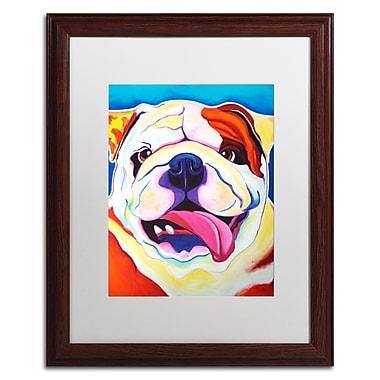Trademark Fine Art ALI0557-W1620MF