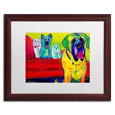 Trademark Fine Art ALI0563-W1620MF