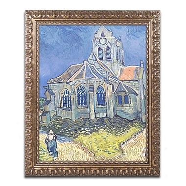 Trademark Fine Art BL0264-G1620F