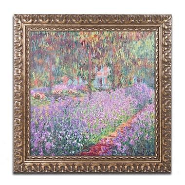 Trademark Fine Art BL01178-G1616F