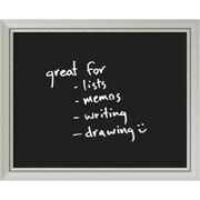 """Amanti Art Romana, 25.63"""" H x 31.63"""" W, Glass Dry Erase Board (DSW1287078)"""