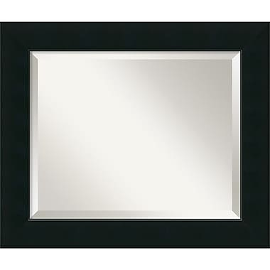 Amanti Art Corvino Wall Mirror, 21