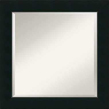 Amanti Art Corvino Wall Mirror, 25