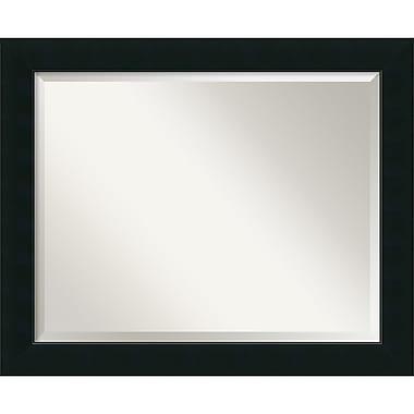 Amanti Art Corvino Wall Mirror, 27
