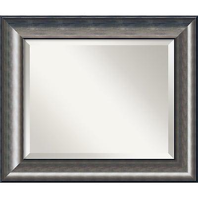 Amanti Art Quicksilver DSW1355988 Wall Mirror 21.75