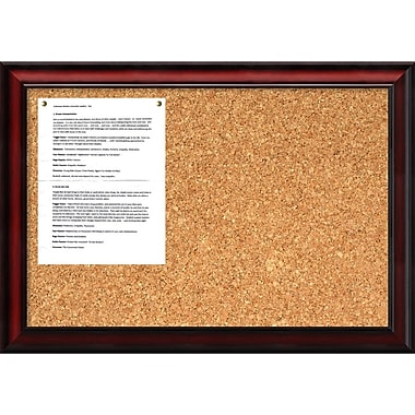 Amanti Art Rubino Message Cork Boards, 19