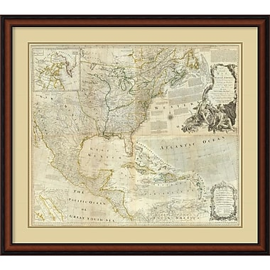 Amanti Art Composite, North America, 1776 Framed Art Print (DSW987750)