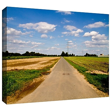 ArtWall '6983' by Lindsey Janich Photographic Print on Wrapped Canvas; 16'' H x 24'' W