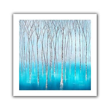 ArtWall The Glade by Herb Dickinson Graphic Art on Rolled Canvas; 40'' H x 40'' W