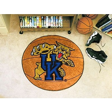 FANMATS NCAA University of Kentucky Basketball Mat
