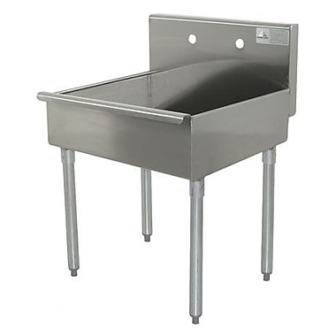 Advance Tabco Economy 24'' x 24.5'' Single Floor Mop Sink