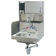 Advance Tabco 17.25 inch x 15.25 inch Single Hand Sink by