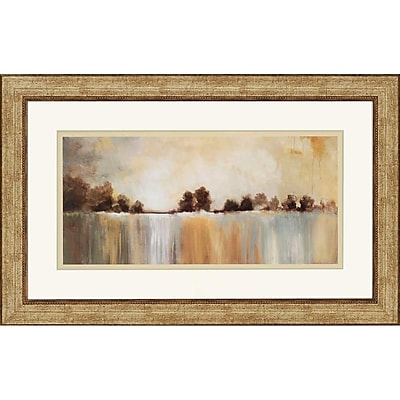 Paragon Arrival by Tesla Framed Painting Print