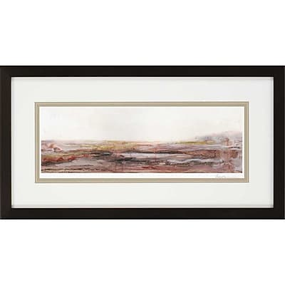 Paragon Song of the Earth IV Gicl e by Maleki Framed Painting Print