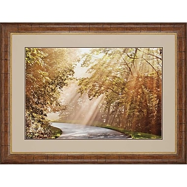 Paragon The Winding Road by Hulsebos Framed Photographic Print