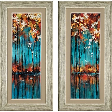 Paragon The Mirror by Solis 2 Piece Framed Painting Print Set