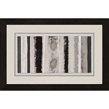 Paragon Rough Edges by Sikes Framed Graphic Art