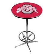 Wave 7 NCAA Pub Table; Ohio State - Red