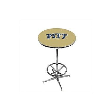 Wave 7 NCAA Pub Table; Pittsburgh - Gold