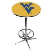 Wave 7 NCAA Pub Table; West Virginia - Yellow