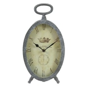 A&B Home Table Clock (Set of 2)