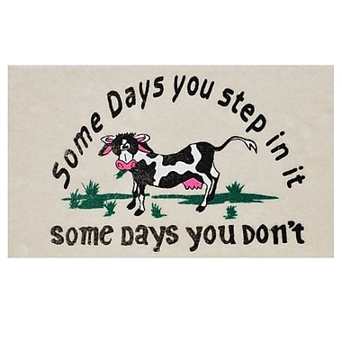 Home & More Some Days Doormat