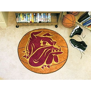 FANMATS NCAA University of Minnesota-Duluth Basketball Mat