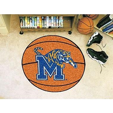 FANMATS NCAA University of Memphis Basketball Mat