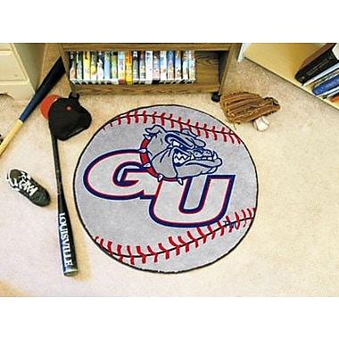 FANMATS NCAA Gonzaga University Baseball Mat