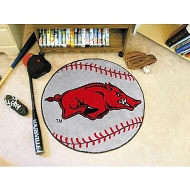 FANMATS NCAA University of Arkansas Baseball Mat