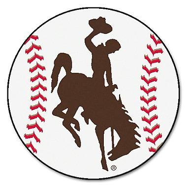 FANMATS NCAA University of Wyoming Baseball Mat