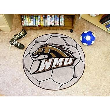 FANMATS NCAA Western Michigan University Soccer Ball