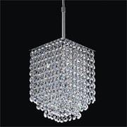 Glow Lighting Fuzion X 1-Light Pendant