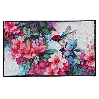 Home & More Hummingbird Doormat