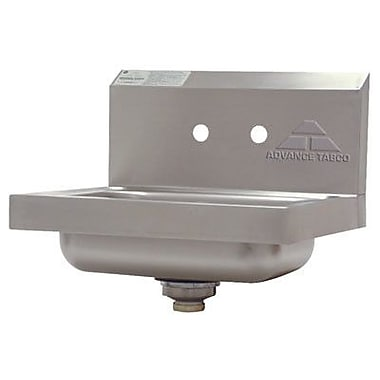 Advance Tabco 17.25'' x 15.25'' Single Hand Sink
