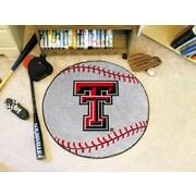 FANMATS NCAA Texas Tech University Baseball Mat