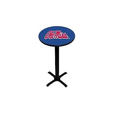 Wave 7 NCAA Pub Table; Ole Miss - Blue