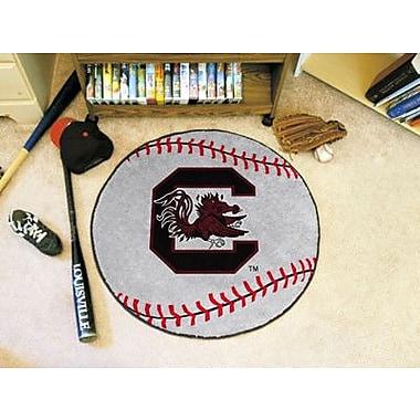 FANMATS NCAA University of South Carolina Baseball Mat