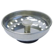 Advance Tabco Replacement Basket Drain Strainer for K-6 Drain