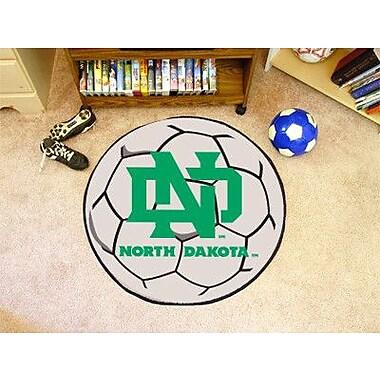 FANMATS NCAA University of North Dakota Soccer Ball