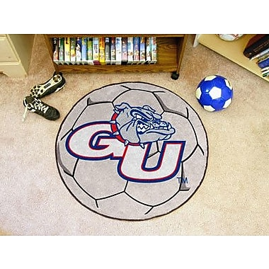 FANMATS NCAA Gonzaga University Soccer Ball