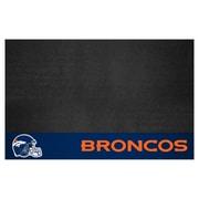 FANMATS NFL - Denver Broncos Grill Utility Mat