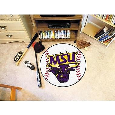 FANMATS NCAA Minnesota State University - Mankato Baseball Mat