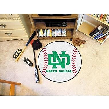 FANMATS NCAA University of North Dakota Baseball Mat