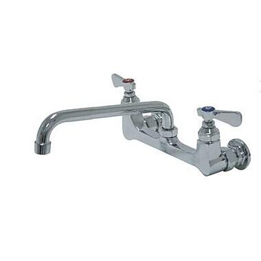 Advance Tabco Splash Mount Faucet w/ 12'' Spout